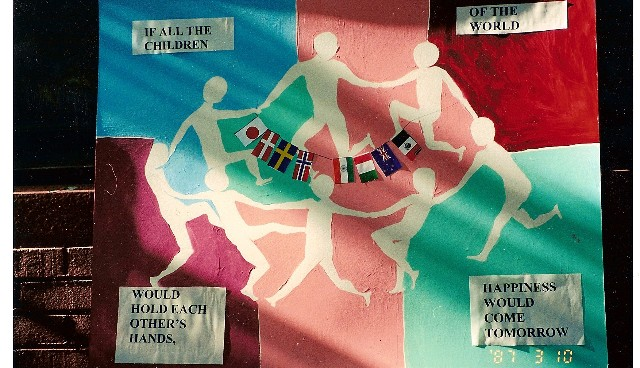 1987 dance poster